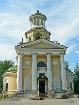 храм Екатерины Мурино