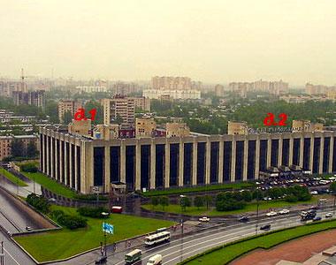Площадь Победы Петербург дом