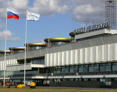 Аэропорт Пулково-1 снаружи pulkovo airport