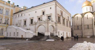 Обследование Грановитой палаты Московского Кремля>