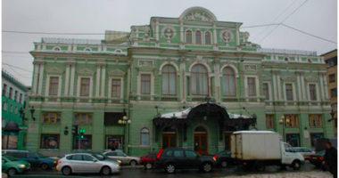 Обследование строительных конструкций здания Большого драматического театра имени Г. А. Товстоногова>