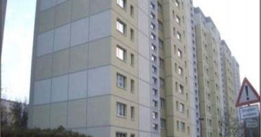 Фасад после реновации в Германии